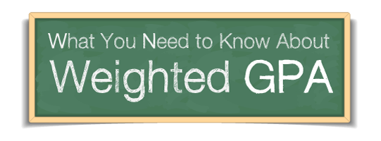 Learn about these key facts about weighted GPA